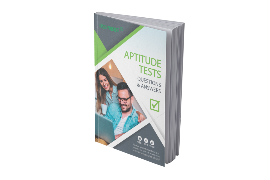 Aptitude Test Questions and Answers Workbook