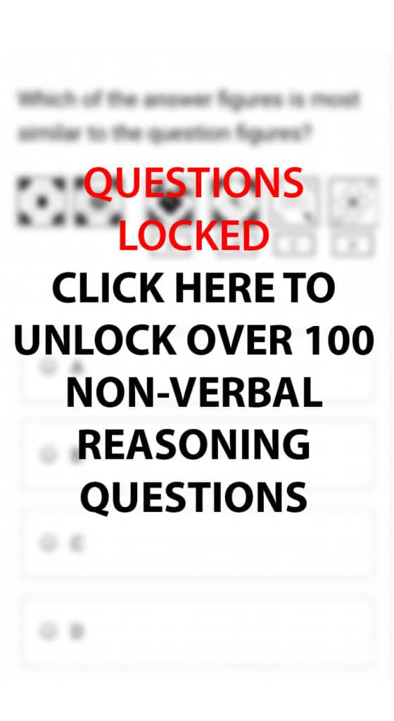 Non-Verbal Reasoning Practice Questions and Answers Mobile