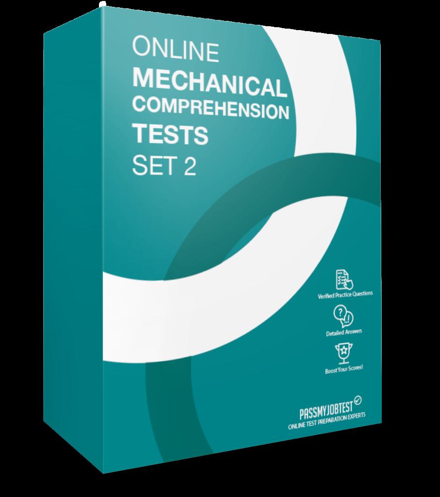Online Mechanical Comprehension Test Questions Set 2