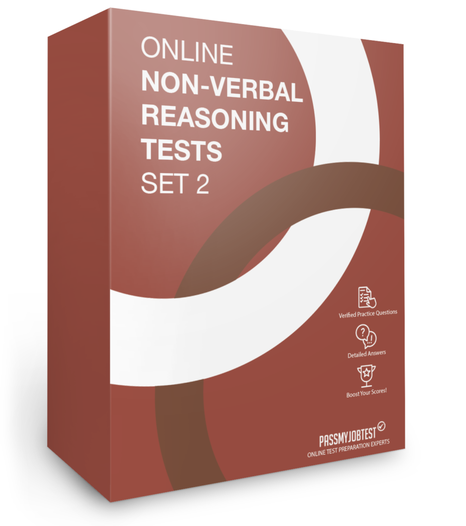 Online Non-Verbal Reasoning Test Questions Set 2