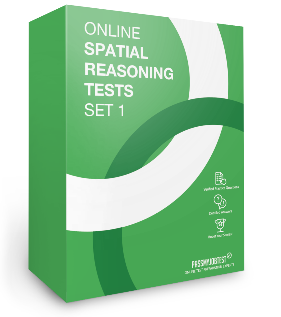 Online Spatial Reasoning Test Questions Set 1