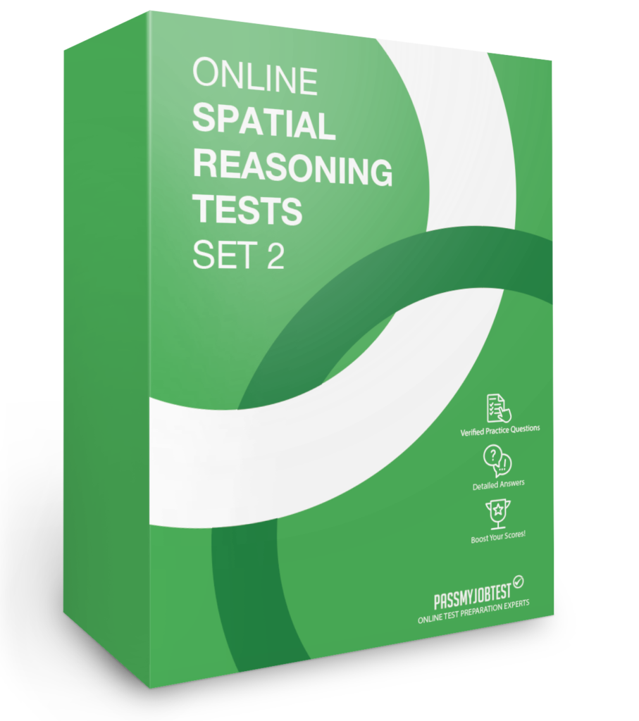 Online Spatial Reasoning Test Questions Set 2