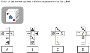 Abstract Reasoning Example Question 03