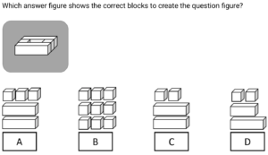Abstract Reasoning Example Question 04