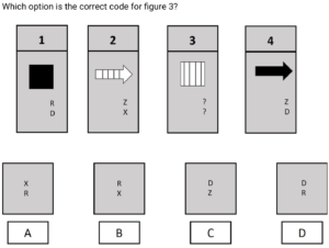 Abstract Reasoning Example Question 05